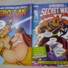 Cómics: TEBEOS Y COMICS: SPIDERMAN EN SECRET WARS II. Nº 41 (ABLN). Lote 116098535