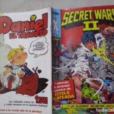 Cómics: TEBEOS Y COMICS: SECRET WARS II. Nº 44 (ABLN). Lote 116098643