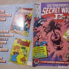 Cómics: TEBEOS Y COMICS: LOS VENGADORES EN SECRET WARS II. Nº 45 (ABLN). Lote 116098907