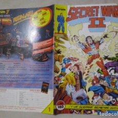 Cómics: TEBEOS Y COMICS: SECRET WARS II. Nº 49 (ABLN). Lote 116099007