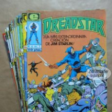 Cómics: DREADSTAR 1 A 18 COMPLETA - 1ª EDICIÓN 1985 - JIM STARLIN - FORUM - JMV. Lote 116114791
