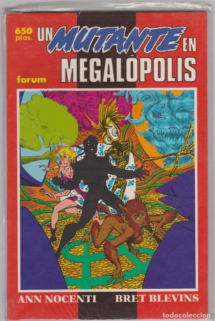 PRESTIGIOS FORUM VOL. 1 -- Nº 27 UN MUTANTE EN MEGALÓPOLIS (Tebeos y Comics - Forum - Prestiges y Tomos)