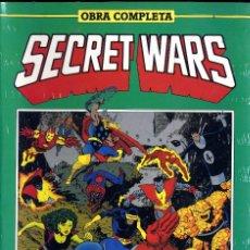 Cómics: SECRET WARS COMPLETA 12Nº EDICION 1991 AUTORES VARIOS CAJA 18+ BIBLI ARRIBA DERECHA. Lote 116197787