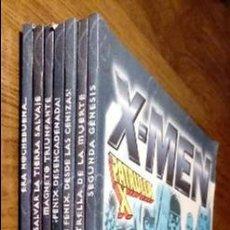 Cómics: COLECCIONABLE X-MEN. PATRULLA-X. NÚMEROS DE 1 A 7. PLANETA DE AGOSTINI.. Lote 116271083