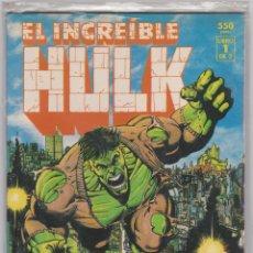 Cómics: PRESTIGIOS FORUM VOL. 1 -- Nº 59-60 EL INCREIBLE HULK -- FUTURO IMPERFECTO. Lote 116335643