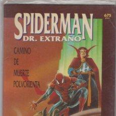 Cómics: PRESTIGIOS FORUM VOL. 1 -- Nº 61 SPIDERMAN/ DR. EXTRAÑO -- CAMINO DE MUERTE POLVORIENTA. Lote 116335727