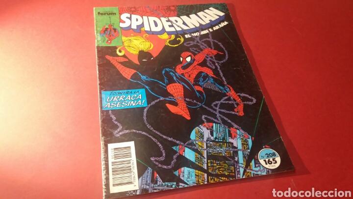 SPIDERMAN 208 FORUM (Tebeos y Comics - Forum - Spiderman)