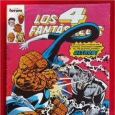 Cómics: COMICS LOS 4 FANTÁSTICOS N° 96. Lote 116554686