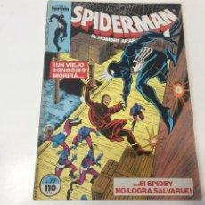 Cómics: SPIDERMAN Nº 77 - 1ª EDICIÓN FORUM. Lote 118376570