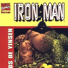 Cómics: IRON MAN: LOS HIJOS DE YINSEN -QUESADA·TIERI·PANOSIAN·RYAN. Lote 116583747