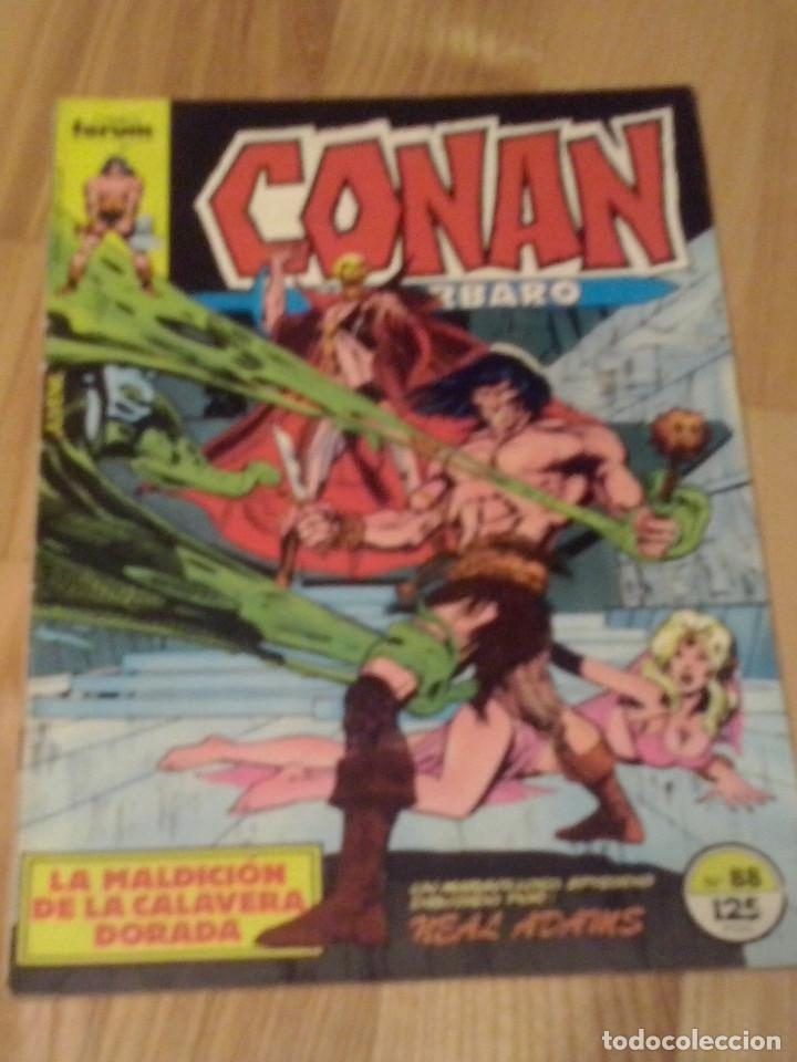 COMIC CONAN EL BARBARO FORUM PLANETA VOLUMEN 1 NUMERO 88 (Tebeos y Comics - Forum - Conan)