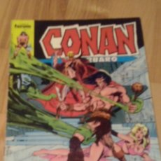 Cómics: COMIC CONAN EL BARBARO FORUM PLANETA VOLUMEN 1 NUMERO 88. Lote 116640375