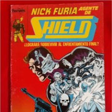 Cómics: COMICS NICK FURIA AGENTE DE SHIELD N° 6. Lote 116663736