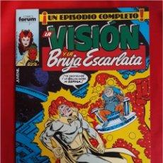 Cómics: COMICS LA VISIO Y LA BRUJA ESCARLATA N° 8. Lote 116668284
