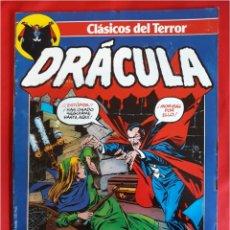Cómics: COMICS DRACULA N° 2. Lote 116669806