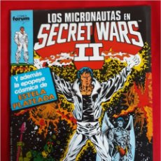 Cómics: COMICS LOS MICRONAUTAS EN SECRECT WARS II N°37. Lote 116698780