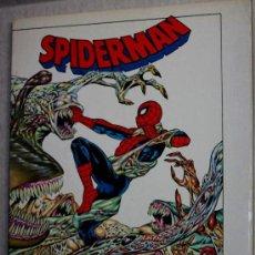 Cómics: SPIDERMAN : HOOKY (NOVELAS GRAFICAS Nº2) DE SUSAN K.PUTNEY & BERNI WRIGHTSON .. Lote 116851263