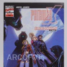 Cómics: PATRULLA X - Nº 97 - ESPECIES DOMINANTES - 2ª PARTE - MARVEL COMICS - FORUM. Lote 116858351