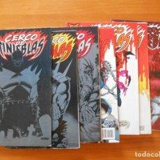 Fumetti: CERCO DE TINIEBLAS - SERIE COMPLETA - NUMEROS 1,2,3,4,5,6 Y 7 - MARVEL - FORUM (8D). Lote 116919411
