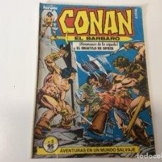 Cómics: CONAN EL BARBARO Nº 2 - FORUM 1ª EDICION. Lote 116951563