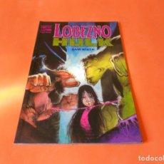 Cómics: LOBEZNO & HULK: HISTORIA DE PO - FORUM - SAM KIETH - MUY BUEN ESTADO. Lote 116999579