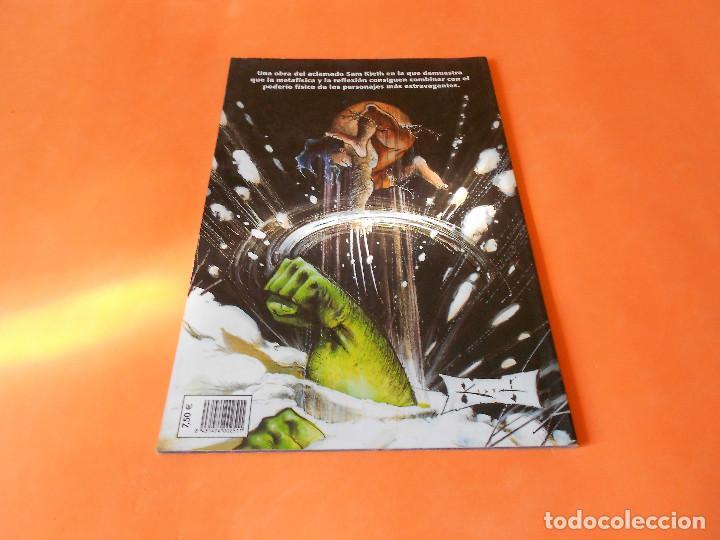 Cómics: LOBEZNO & HULK: HISTORIA DE PO - FORUM - SAM KIETH - MUY BUEN ESTADO - Foto 2 - 116999579