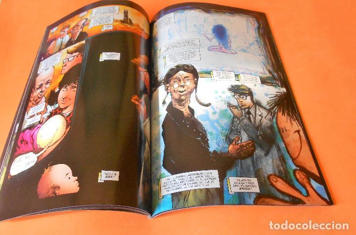 Cómics: LOBEZNO & HULK: HISTORIA DE PO - FORUM - SAM KIETH - MUY BUEN ESTADO - Foto 5 - 116999579