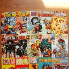 Fumetti: EL INVENCIBLE IRON MAN VOL. 4 (HEROES RETURN) Nº 1 AL 25 + 2 ESPECIALES (COLECCIÓN COMPLETA) FORUM. Lote 117001323