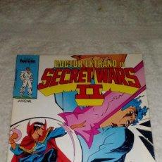 Cómics: SECRET WARS II Nº 31 FORUM. Lote 117047379