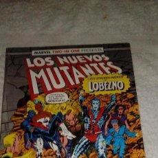 Comics : LOS NUEVOS MUTANTES Y LOBEZNO MARVEL TWO-IN-ONE Nº 45 FORUM. Lote 117059711