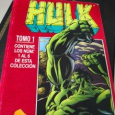 Cómics: HULK VOL 4 TOMO 1 RETAPADO CONTIENE DEL 1 AL 6 FORUM. Lote 117061547