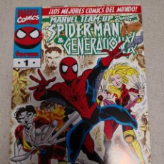 Cómics: MARVEL TEAM-UP SPIDERMAN COMPLETA 11 NUMEROS. Lote 117096215