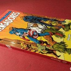 Cómics: LOS VENGADORES 13 EXCELENTE ESTADO FORUM BIBLIOTECA MARVEL. Lote 117099795