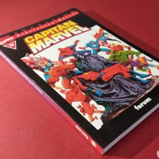 Cómics: CAPITAN MARVEL 10 EXCELENTE ESTADO FORUM BIBLIOTECA MARVEL. Lote 117101456