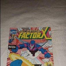 Comics: FACTOR X Nº 38 COMICS FORUM EL ESTADO ES BUENO . Lote 117170539