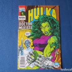 Comics: MARVEL / HULKA N.º 18 - VOLUMEN 1 FORUM - SEPTIEMBRE 1991 - EL PRIMO LEJANO DEL DOCTOR MUERTE.. Lote 117184415