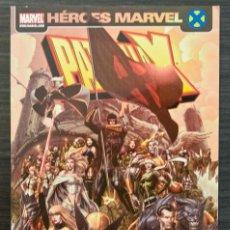 Cómics: PATRULLA X NACION X HEROES MARVEL PANINI COMICS. Lote 117361951