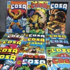 Cómics: LA COSA - COLECCIÓN COMPLETA 1 AL 16 - FORUM (MARVEL) JOHN BYRNE. Lote 117392659