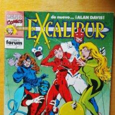 Cómics: EXCALIBUR N° 42 CÓMICS FORUM MARVEL. Lote 117402700