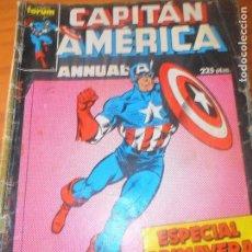 Cómics: CAPITÁN AMÉRICA ESPECIAL PRIMAVERA 1987 - FORUM. Lote 117423207