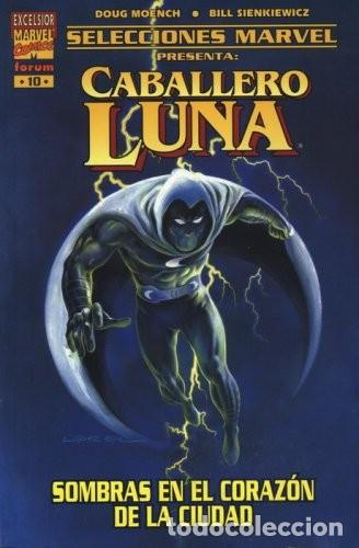 SELECCIONES MARVEL #10. CABALLERO LUNA (Tebeos y Comics - Forum - Otros Forum)