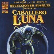 Cómics: SELECCIONES MARVEL #10. CABALLERO LUNA. Lote 117461831