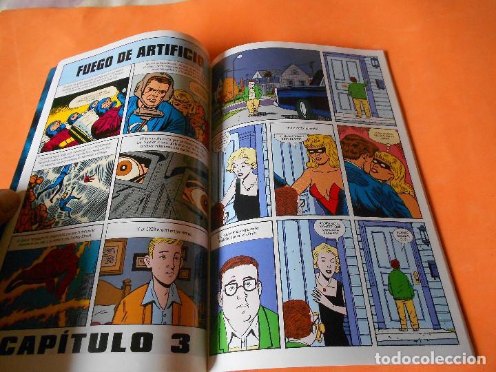 Cómics: Moleculas inestables, Iconos Los 4 fantasticos. Buen estado. Rustica - Foto 4 - 117560479