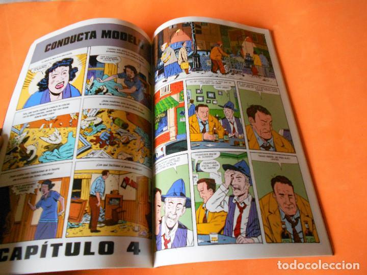 Cómics: Moleculas inestables, Iconos Los 4 fantasticos. Buen estado. Rustica - Foto 5 - 117560479