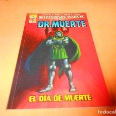 Cómics: SELECCIONES MARVEL 16: DR. MUERTE. EL DÍA DE MUERTE, 2001, MUY BUEN ESTADO.. Lote 117564671