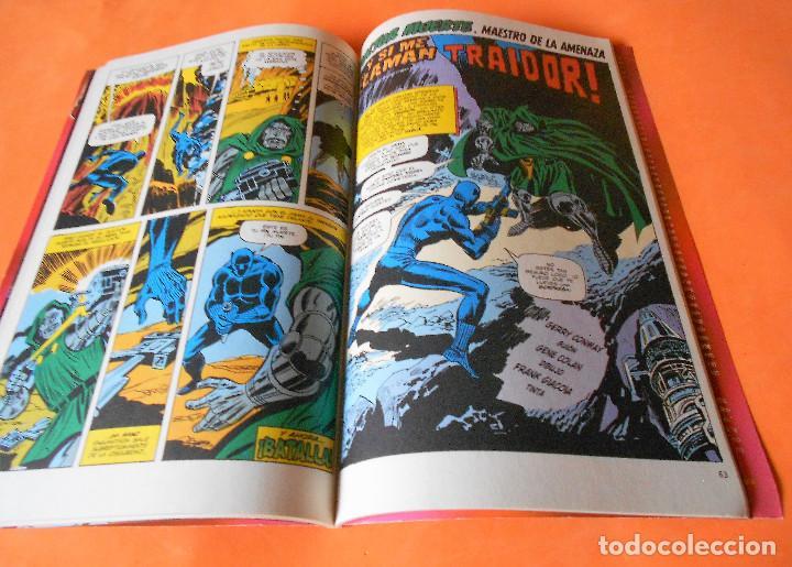 Cómics: SELECCIONES MARVEL 16: DR. MUERTE. EL DÍA DE MUERTE, 2001, muy buen estado. - Foto 5 - 117564671