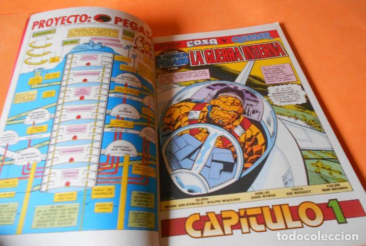 Cómics: Selecciones Marvel. Nº 1 La Cosa: El Proyecto Pegaso. Fórum. Buen estado. - Foto 3 - 117566735