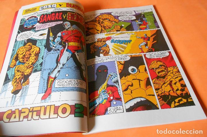 Cómics: Selecciones Marvel. Nº 1 La Cosa: El Proyecto Pegaso. Fórum. Buen estado. - Foto 4 - 117566735