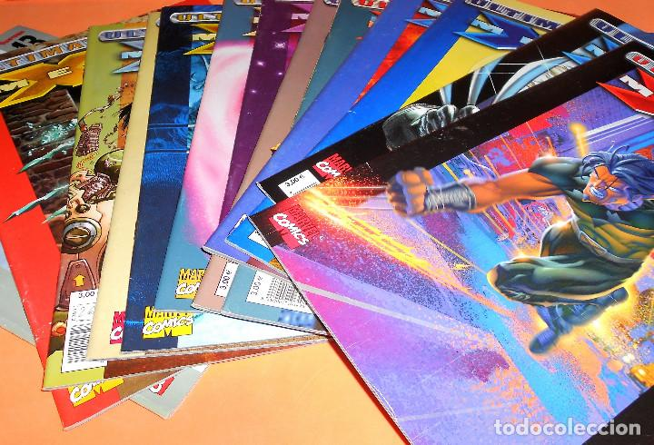 ULTIMATE X MEN. MARK MILLAR. GRAPA 13 PRIMEROS NÚMEROS. MUY BUEN ESTADO (Tebeos y Comics - Forum - X-Men)