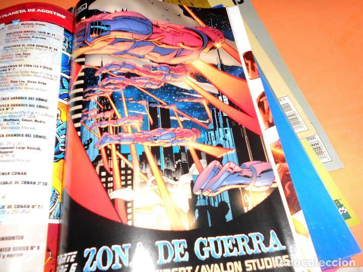 Cómics: ULTIMATE X MEN. MARK MILLAR. GRAPA 13 PRIMEROS NÚMEROS. MUY BUEN ESTADO - Foto 6 - 117671007